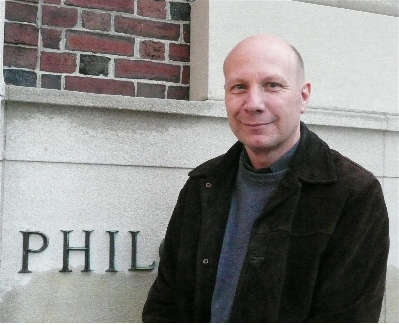 photo of Philip Watts (1961-2013)