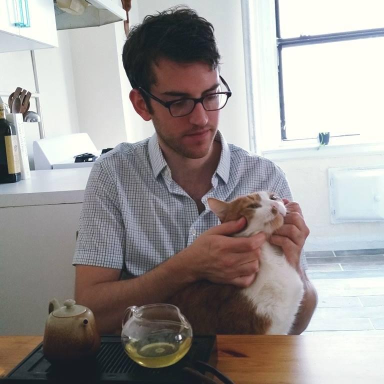 photo of Matthew Thomas Trumbo-Tual