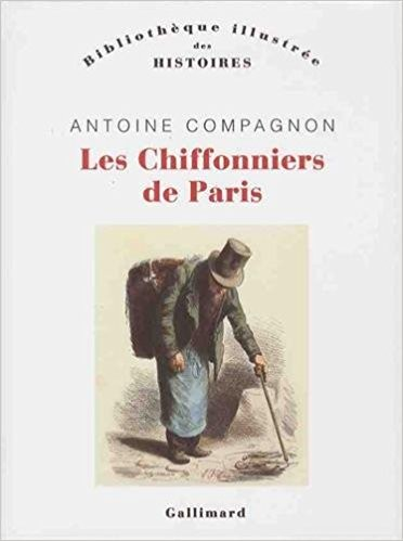 Les Chiffonniers de Paris, book jacket