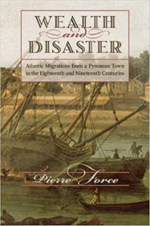 Wealth and Disaster, book jacket