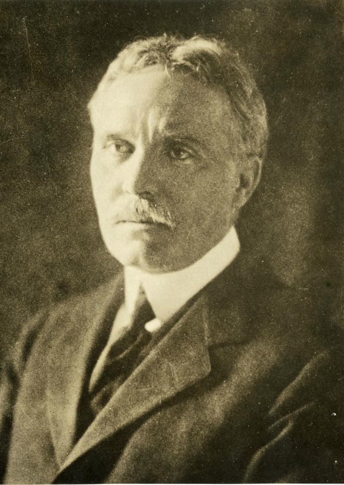 Raymond Weeks, 1924 (Courtesy State Historical Society of Missouri)