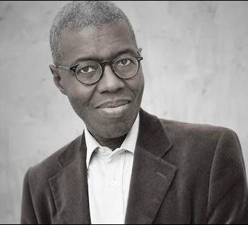 Department of French Chair, Souleymane Bachir Diagne (Photo: Antoine Tempé)
