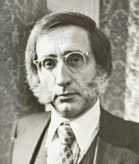 photo of Michael Riffaterre (1924-2006)